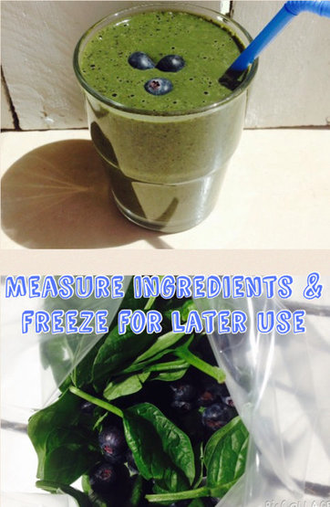Green Magic Smoothie Recipe
