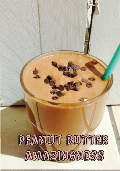Peanut Butter & Banana Recipe